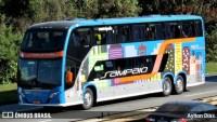Sampaio oferece transfer até em casa para passageiros que chegam no Rio de Janeiro