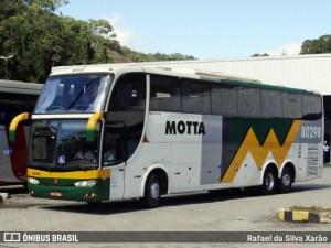 Sem alarde Viação Motta começa operar na Petrópolis x Campo Grande