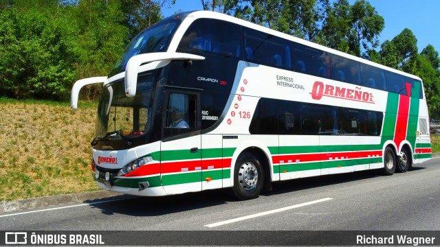 Expreso Internacional Ormeño passará oferecer passagem entre Cuiabá e Lima no Peru