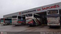 Passageiro é deixando para trás em parada de Santa Catarina e ação vira caso de polícia