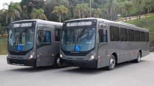 Marinha do Brasil renova parte de sua frota de ônibus