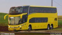 Olitur adquire quatro novos ônibus Paradiso New G7 1800DD