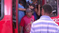 Grande Recife reforça linhas de ônibus após problema técnico no metrô