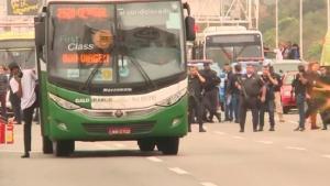 Polícia do Rio investiga se sequestrador do ônibus da Viação Galo Branco teve ajuda de terceiros