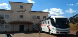 MG: Ônibus do TRE visita Nova Lima para o recadastramento de biometria