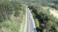 SC: BR-116 ganhará terceiras faixas para melhorar o tráfego na região