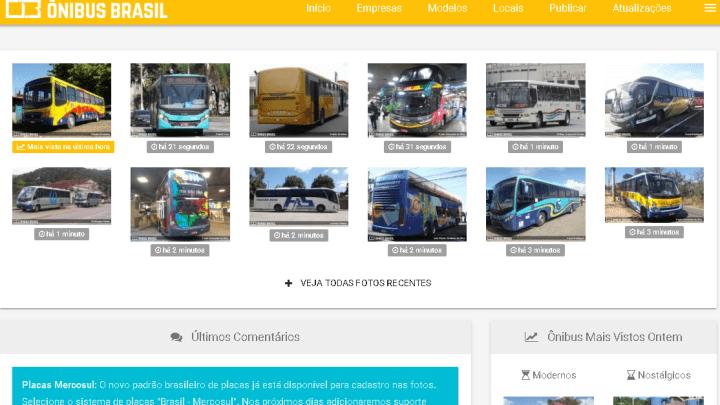 Boato sobre fim das operações do Ônibus Brasil é desmentido pelo site