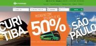 Expresso Transporte oferece passagem em ônibus executivo a R$ 37,50 na Curitiba x São Paulo