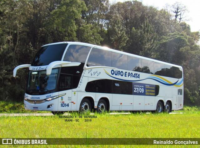 RS: Acidente com ônibus da Ouro e Prata deixa cinco feridos na BR-386 em Montenegro