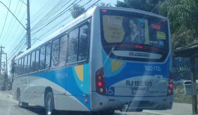 RJ: Ônibus da Viação Rio Ita segue deixando passageiros no ponto