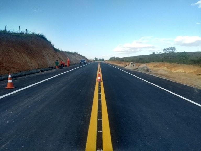 DNIT entrega ponte na BR-367 em Minas Gerais