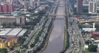 Obra vai interditar a Marginal Tietê na noite desta segunda em São Paulo