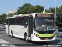 Ônibus do Rio circulam com baratas a bordo