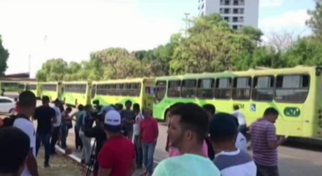 Termina a paralisação dos rodoviários de Marabá