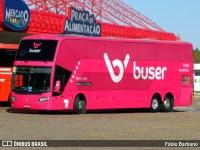 Buser ganha autorização da Justiça Federal para operar no Rio de janeiro