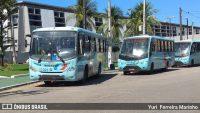 Ônibus voltam circular com 100% da frota em Fortaleza