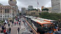 Confirmada paralisação de ônibus em São Paulo nesta sexta-feira 6