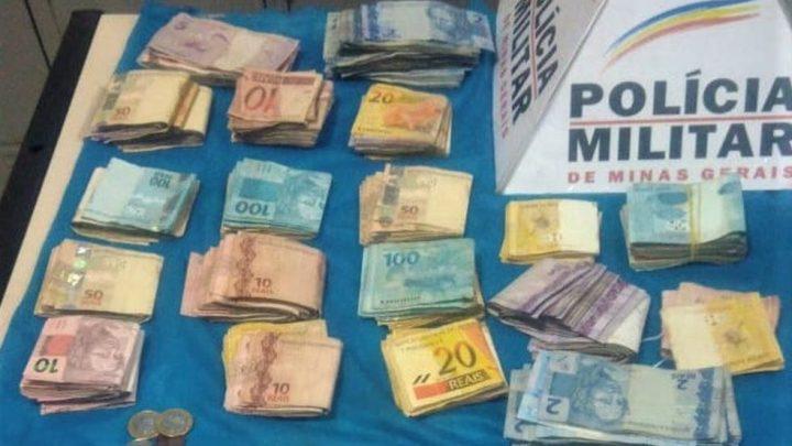 Polícia prende três bandidos após assaltar empresa de ônibus em Juiz de Fora