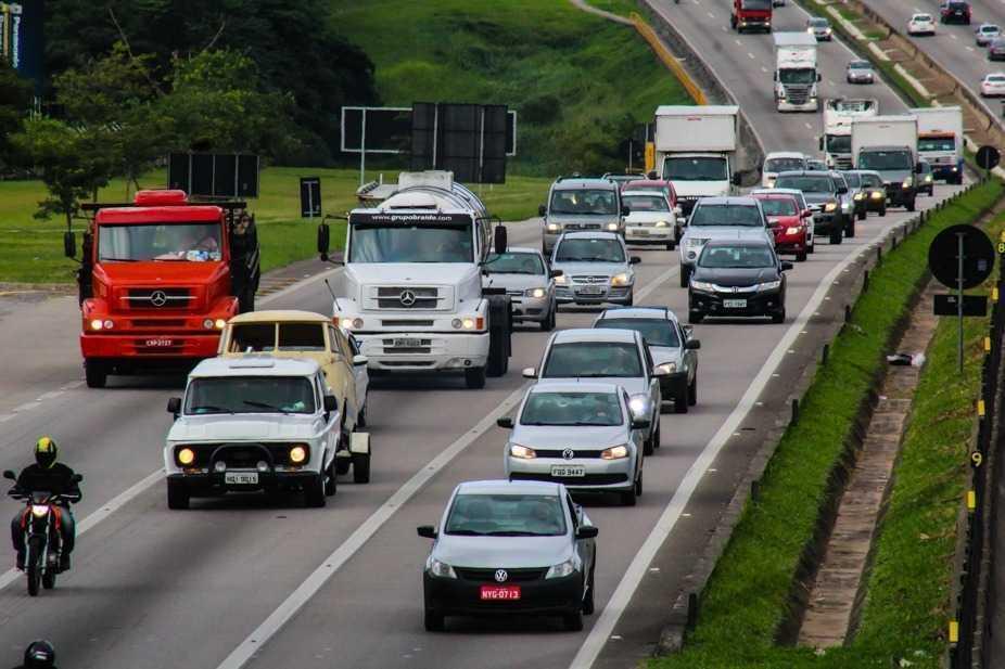 CCR Nova Dutra realiza obras de melhorias o pavimento no Vale do Paraíba