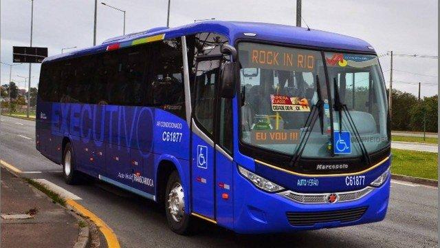 Rock in Rio 2019: Ônibus primeira classe é alvo de reclamações