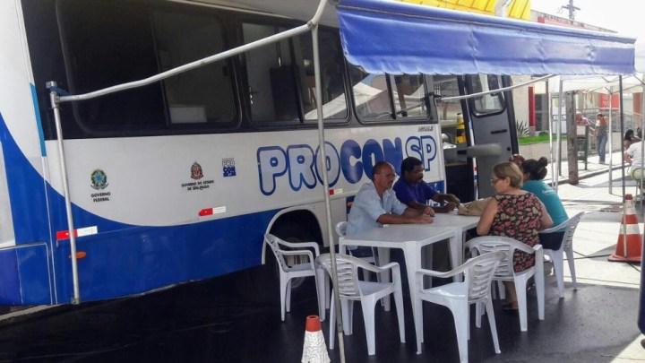 Ônibus do Procon-SP atende na cidade de Garça nesta quinta-feira