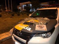SP: Estudante de medicina é preso com drogas em ônibus na Rodovia Marechal Rondon