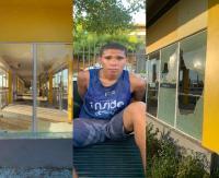Polícia prende homem que quebrou terminal de ônibus em Teresina
