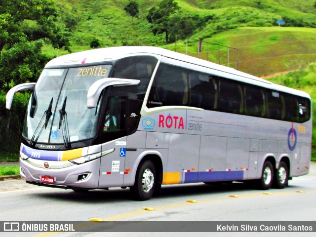 Ônibus da Rota Transportes é assaltado no interior de Alagoas