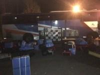 Ônibus com produto contrabandeado é apreendido no MS