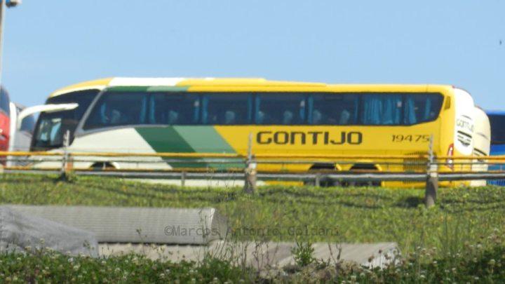 Novos ônibus da Gontijo Transportes devem ser entregues nos próximos dias