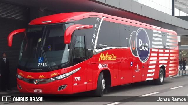 Prefeitura de São Paulo diz que serviço Ubus da Metra é clandestino