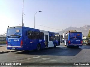 Chile: Transporte volta circular em Santiago nesta segunda-feira