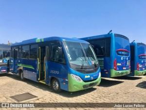 Prefeitura de Cubatão apresenta nova frota de ônibus nesta quinta-feira