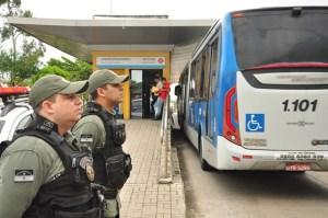 PM amplia atuação no BRT do Recife e Região Metropolitana