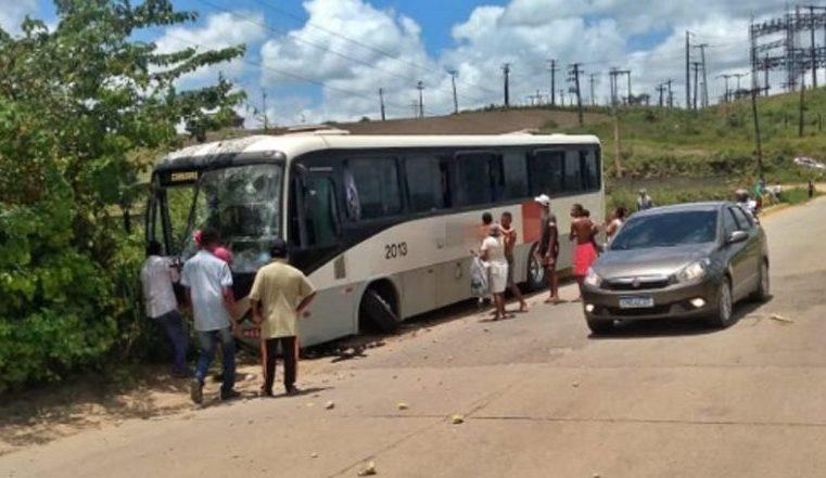 Acidente com ônibus deixa um morto em Pernambuco