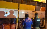 Receita Federal apreende dois ônibus com contrabandos no Paraná