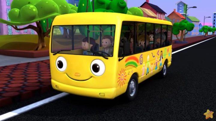 Vídeo: As Rodas do ônibus giram, giram é sucesso no Youtube