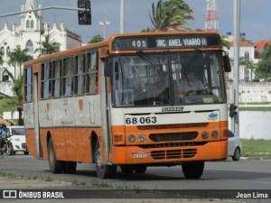 Prefeitura de São Luís retira 32 ônibus velhos de circulação