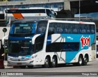 Linha Maricá x São Paulo da 1001 não possui autorização direta da ANTT