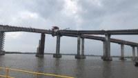 Nova Ponte do Guaíba está com 88% das obras concluídas