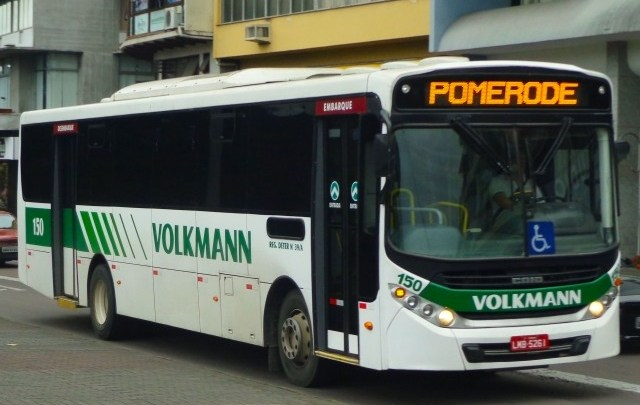 SC: Pomerode deverá ganha ônibus extras para Oktoberfest