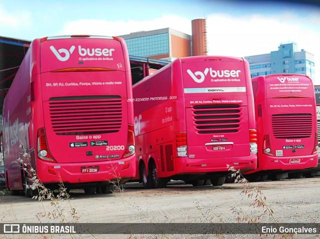 Buser lota ônibus com destino ao Rio de janeiro por conta do Rock in Rio 2019