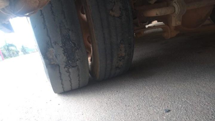 SP: ônibus seguem em mau estado de conservação em Araçariguama durante paralisação