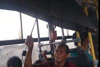 Passageiros reclamam de sucateamento em ônibus da Grande BH