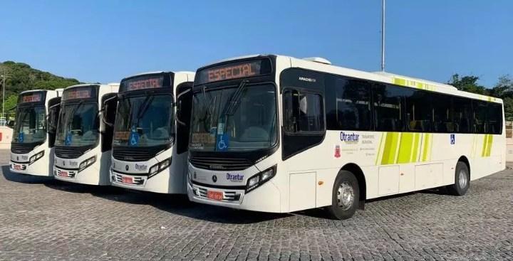 SP: Otrantur Transporte começa operar linhas em São Vicente em novembro