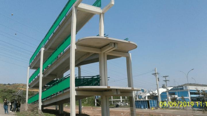 RJ: Instalação de passarela interditará a BR-040 em Duque de Caxias