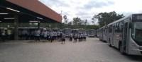 SC: Rodoviários de Blumenau realizam paralisação surpresa