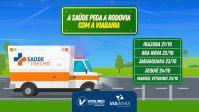 Projeto Saúde no Trecho chega a mais cinco cidades baianas neste mês de outubro