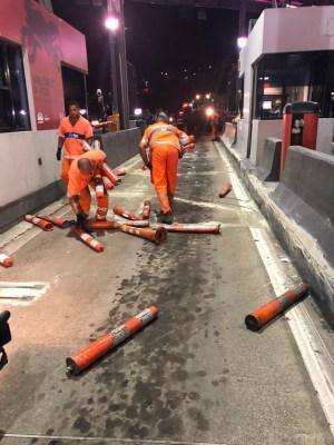 Prefeitura do Rio suspende pedágio e assume Linha Amarela na noite deste domingo