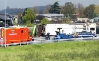 Acidente com ônibus da Flixbus deixa 33 feridos na França